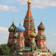 Saint Basils Cathedral, Moscow, Russia — Stock Photo