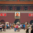 View of Tiananmen Square, China — Stock Photo #38393271