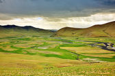 View of Orkhon Valley — Stock Photo