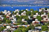 Bodrum, holiday destination in turkey — Stock Photo