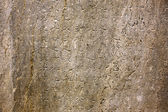 Orkhon inscriptions, oldest turkic monuments — Stock Photo