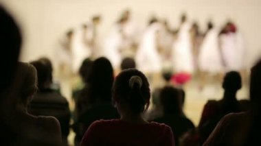 Cultural dance — Stock Video