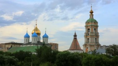 Orthodox church — Stock Video