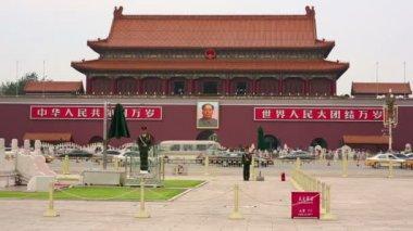 Tiananmen Square — Stock Video