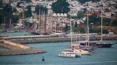 Bodrum — Stock video