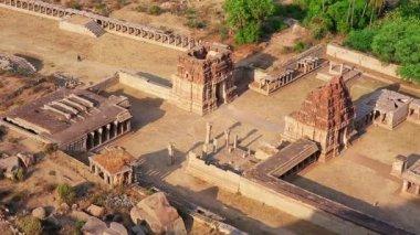 Hindu temple — Stock Video