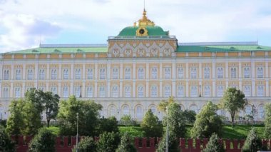 Kremlin Palace — Stock Video
