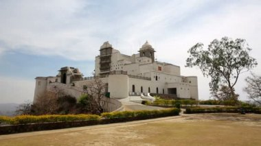 Monsoon Palace — Stockvideo