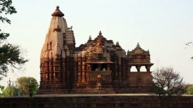 Kama Sutra Temples — Video Stock