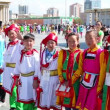 Stock Video: Naadam Festival Celebration