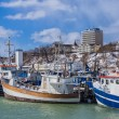 Stock Photo: Fishery port