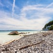Chalk cliffs — Stock Photo