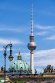 Television tower — Stock Photo