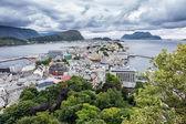 View to Alesund — Stock Photo