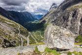 Trollstigen — Stock Photo