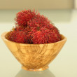 Rambutan Fruit — 图库照片