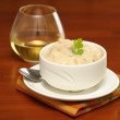 Clam Chowder - Stock Photo