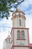 Steeple-Iglesia de San Roque — Stock Photo