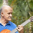 Latin Musician — Stock Photo