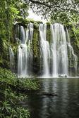 Llanos de Cortez Waterfall — Stock Photo