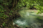 Rio Celeste-Borbollone — Stock Photo