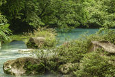 Beautiful Rio Celeste — Stock Photo
