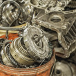 Used Auto Parts — Stock Photo #35018135