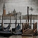 Venetian Scene — Stock Photo