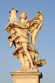 Angel, rome — Stock Photo