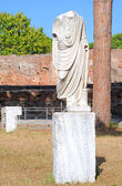 Ostia antiqua, roma — Stok fotoğraf