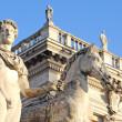 Capitoline hill, Rome — Stock Photo #22242905