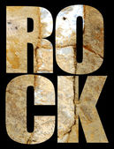 Rock — Stock Photo