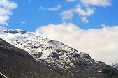 Alp mountains — Stock Photo