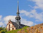 Benedictino convento, fulda, Alemania — Foto de Stock