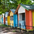 Colorful Huts — Stock Photo #33287621