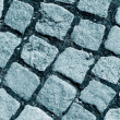 Stock Photo: Old square stone pattern
