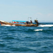 Floating boat 2 — Stock Photo #2281054