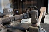 Vintage machine — Stock Photo