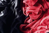 černá a červená — Stock fotografie