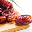 Dried dates — Stock Photo #17648429