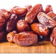 Dried dates — Stock Photo