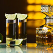 ������, ������: Gold tequila