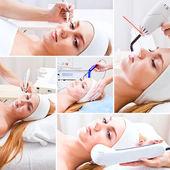 Cosmetic procedures — Stock Photo
