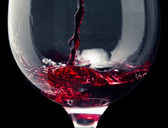 Red wine — Foto Stock