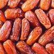 Dried dates — Stock Photo