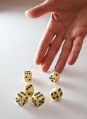 Gamble — Stock Photo