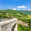Highest bridge in Europe.Montenegro . — Stock Photo #29162103