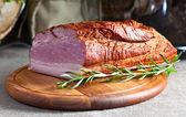 Smoked meat — Stock Photo