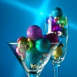 Christmas baubles — Stock Photo #32523109