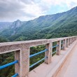 The highest bridge in Europe.Montenegro . — Stock Photo